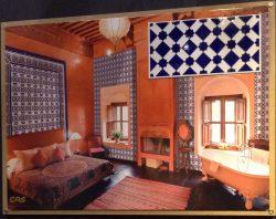 Moroccan Inspired Decor – Villa Style