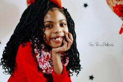 Kids Valentine Portraits