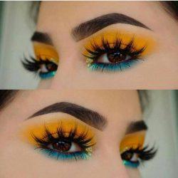 Nice Simple Eyeshadow Look