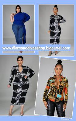 Come and shop @www.diamonddivasshop.bigcartel.com