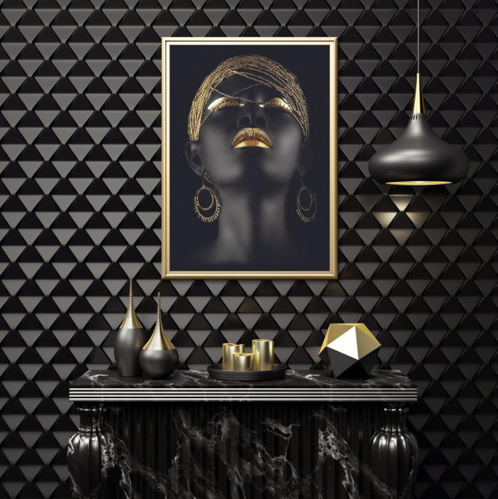 Black Artwork Store