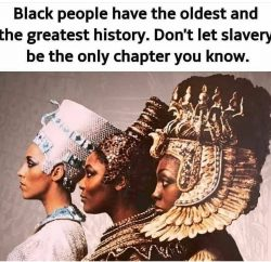 Know your history ✊🏾