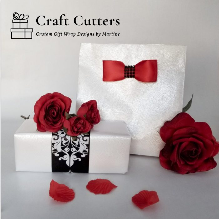 Valentine's day gift wrapping services