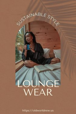 Sustainable Loungewear, Pajamas, Onesies, Jumpers, and more!