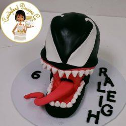 Venom Cake