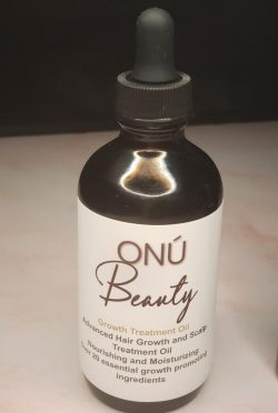 Keratin + Collagen Nourishing Hair Growth Oil, 4oz