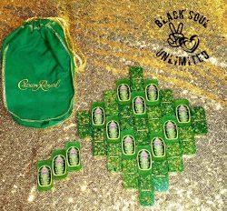 Crown Royal Apple Dominos