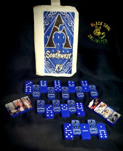 Alief Southwest K9 Custom Domino Set