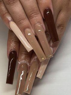 melanin nails