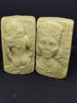 Spinach Soap