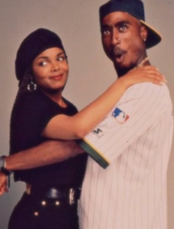 tupac and janet🥺