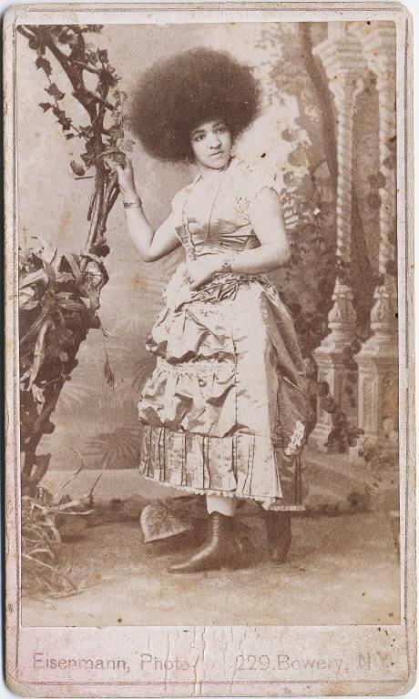 19th Century Natural Hair