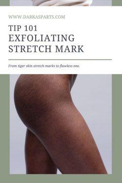 Exfoliating Stretchmarks
