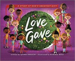Love Gave by Quina Aragon