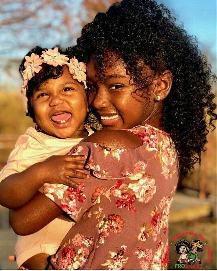 Big sis + baby girl✨💗