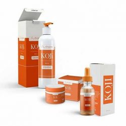 KOJi Max Kojic Acid Full Body Kit | Active Site DontEdit