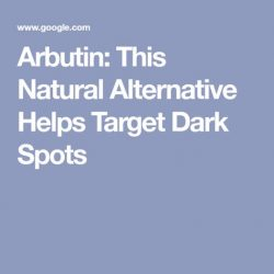 How much do you know about Alpha Arbutin?