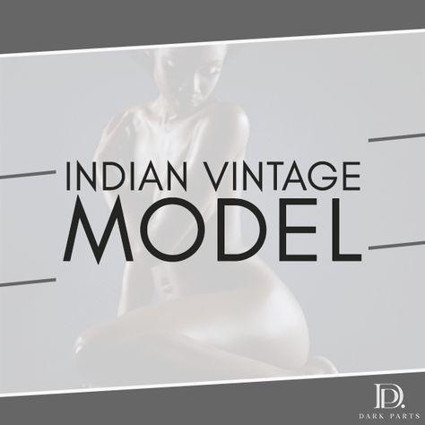 Indian Vintage Model