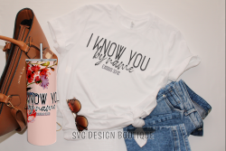 I know You By Name Skinny Tumbler and Shirt Set Design | Christian Tumbler PNG | Christian Gift  ...