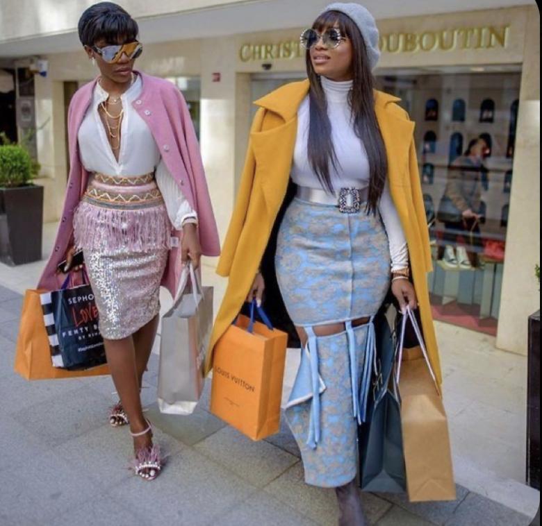 Shopping Luxury Lifestyle High Fashion