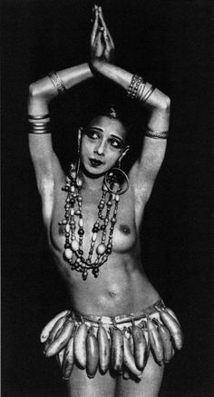 Vintage Black Burlesque