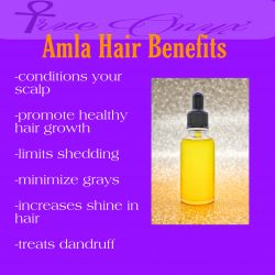 Amla oil benefits