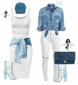 Fashion 💙