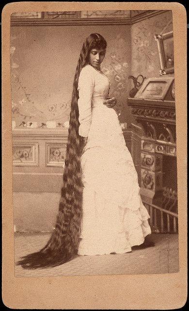 Victorian Rapunzel