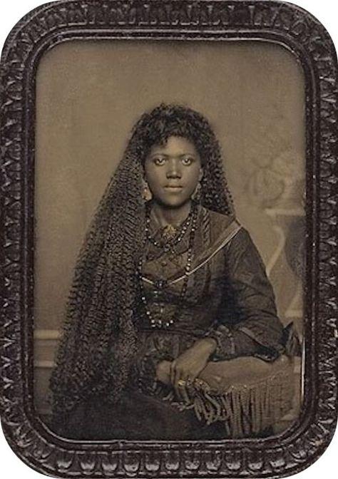 36 More Stunning Photos of Black Women in the Victorian Era