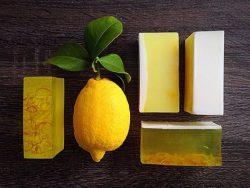 Lemon Handmade Soap