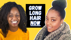Natural Hair Tips For Breakage Prone Hair to GROW LONGER!