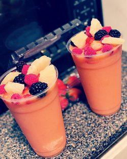 Fruity 420 Drinks