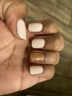 Do my nails look ugly?? (read description)