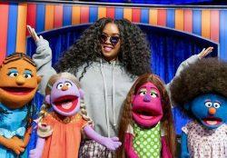 H.E.R. on Sesame Street! 😊