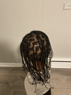 Kids protective hairstyle