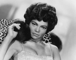 Eartha Kitt was born in 1927 on a cotton plantation in South Carolina. Though her mother was Afr ...