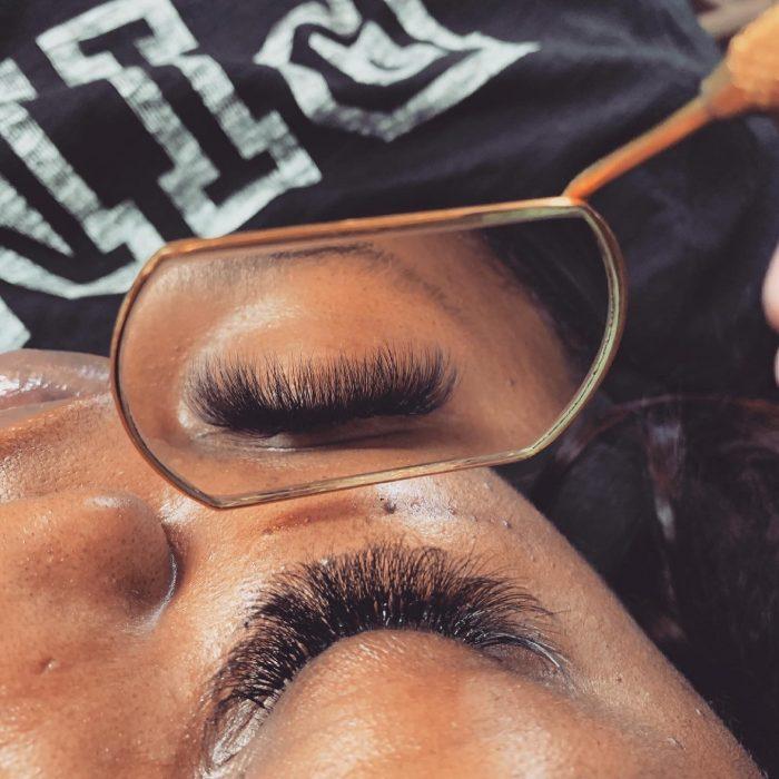 Volume lashes 😍