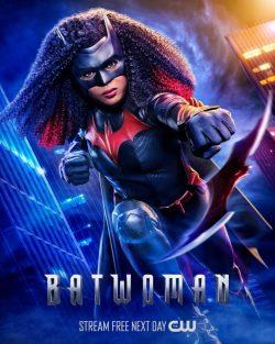 The Black Batwoman