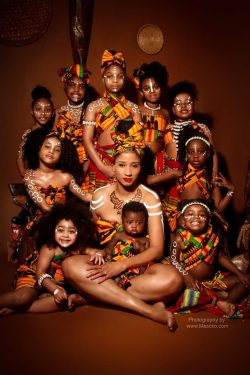 I love been black