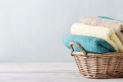 Why Your Bath Towels are Actually Disgusting
