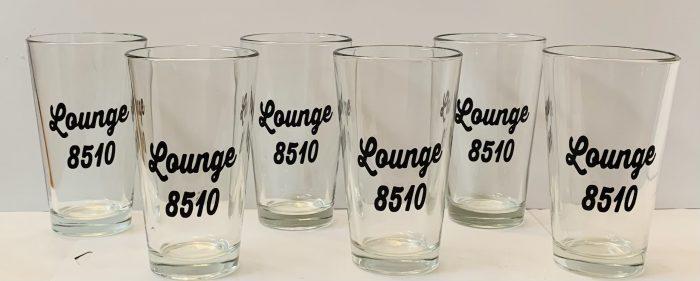 Custom Glass Set