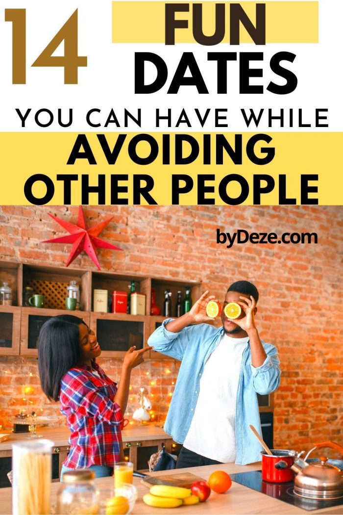 Fun Activities For Couples While Social-Distancing | byDeze