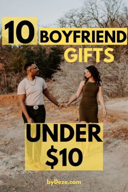 10 Gifts That He Will LOVE!!