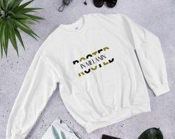 In Melanin sweatshirt
