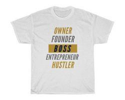 Boss Tee