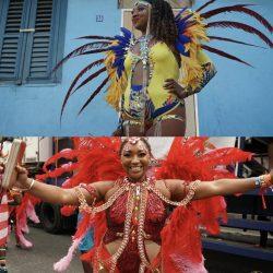 Trinidad Carnival 2022: February 25 – March 2, 2022.