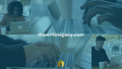 The Write Legacy Book Publishing