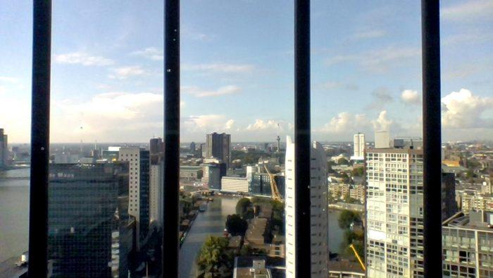 City of Rotterdam The Netherlands