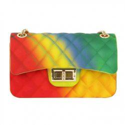 Rainbow Crossbody