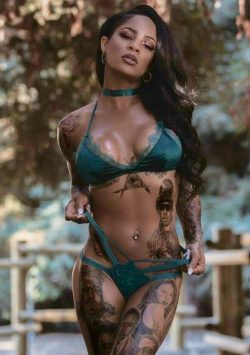 Tatted Queen
